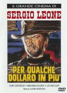 Per qualche dollaro in più - Italian DVD movie cover (xs thumbnail)