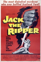 Jack the Ripper - British Movie Poster (xs thumbnail)