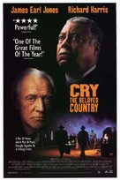 Cry, the Beloved Country - Movie Poster (xs thumbnail)