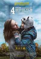 Room - German Movie Poster (xs thumbnail)