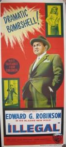 Illegal - Australian Movie Poster (xs thumbnail)