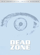 """The Dead Zone"" - German DVD cover (xs thumbnail)"