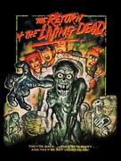 The Return of the Living Dead - DVD cover (xs thumbnail)
