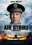 Air Strike - Canadian DVD movie cover (xs thumbnail)