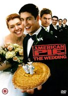 American Wedding - British DVD cover (xs thumbnail)