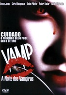 Vamp - Brazilian Movie Cover (xs thumbnail)