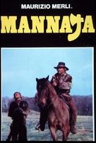 Mannaja - Italian Movie Poster (xs thumbnail)