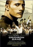 Gridiron Gang - Thai Movie Poster (xs thumbnail)
