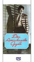 American Gigolo - Norwegian VHS movie cover (xs thumbnail)