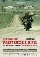 Diarios de motocicleta - Belgian Movie Poster (xs thumbnail)
