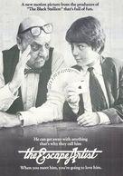 The Escape Artist - Movie Poster (xs thumbnail)