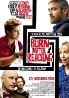 Burn After Reading - Movie Poster (xs thumbnail)