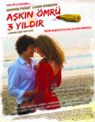 L'amour dure trois ans - Turkish Movie Poster (xs thumbnail)