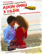 L'amour dure trois ans - Turkish Movie Poster (xs thumbnail)