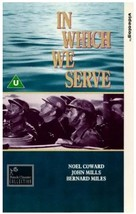 In Which We Serve - British VHS cover (xs thumbnail)