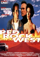 Red Rock West - German Movie Poster (xs thumbnail)