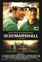 We Are Marshall - Movie Poster (xs thumbnail)