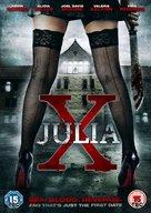 Julia X - British DVD cover (xs thumbnail)
