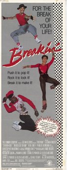 Breakin' - Movie Poster (xs thumbnail)