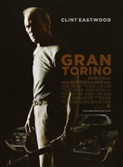 Gran Torino - French Movie Poster (xs thumbnail)