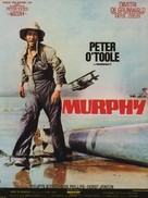 Murphy's War - French Movie Poster (xs thumbnail)