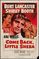 Come Back, Little Sheba - Movie Poster (xs thumbnail)