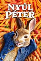 Peter Rabbit - Hungarian Movie Cover (xs thumbnail)