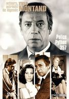 Police Python 357 - French DVD cover (xs thumbnail)