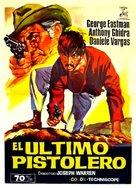 L'ultimo killer - Spanish Movie Poster (xs thumbnail)