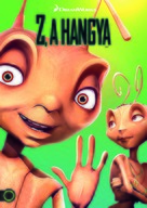Antz - Hungarian Movie Cover (xs thumbnail)