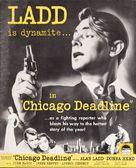 Chicago Deadline - poster (xs thumbnail)