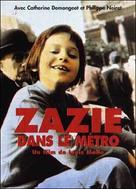Zazie dans le métro - French Movie Cover (xs thumbnail)