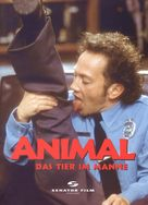 The Animal - German DVD cover (xs thumbnail)
