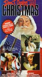 Don't Open 'Til Christmas - Australian VHS cover (xs thumbnail)