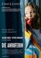 Anruferin, Die - German Movie Poster (xs thumbnail)