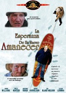 The Big White - Spanish DVD cover (xs thumbnail)