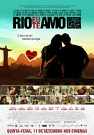 Rio, Eu Te Amo - Brazilian Movie Poster (xs thumbnail)