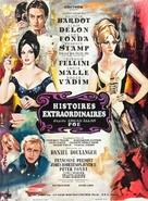 Histoires extraordinaires - French Movie Poster (xs thumbnail)