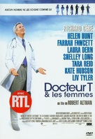 Dr. T & the Women - French Movie Cover (xs thumbnail)