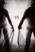 Freddy vs. Jason - Advance movie poster (xs thumbnail)