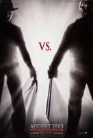 Freddy vs. Jason - Advance poster (xs thumbnail)