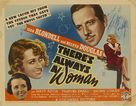 There's Always a Woman - Movie Poster (xs thumbnail)