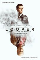 Looper - Brazilian Movie Poster (xs thumbnail)