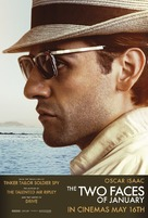The Two Faces of January - British Movie Poster (xs thumbnail)