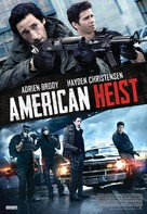 American Heist - Canadian Movie Poster (xs thumbnail)