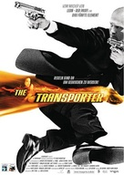 The Transporter - German Movie Poster (xs thumbnail)