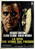 The Spy Who Came in from the Cold - Italian Movie Poster (xs thumbnail)