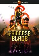Shura Yukihime - French DVD cover (xs thumbnail)