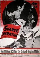 The King's Pirate - Swedish Movie Poster (xs thumbnail)