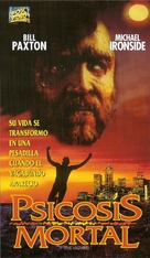 The Vagrant - Argentinian Movie Cover (xs thumbnail)
